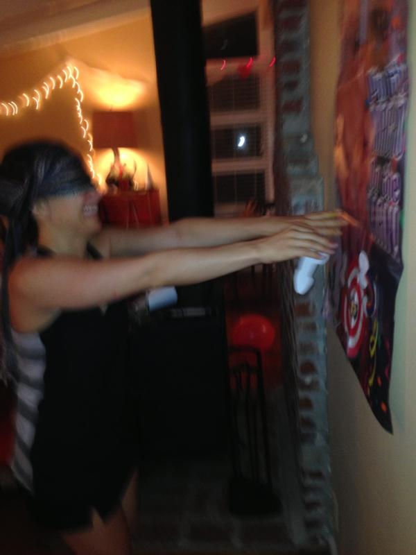 Easily Entertained Pin The....
